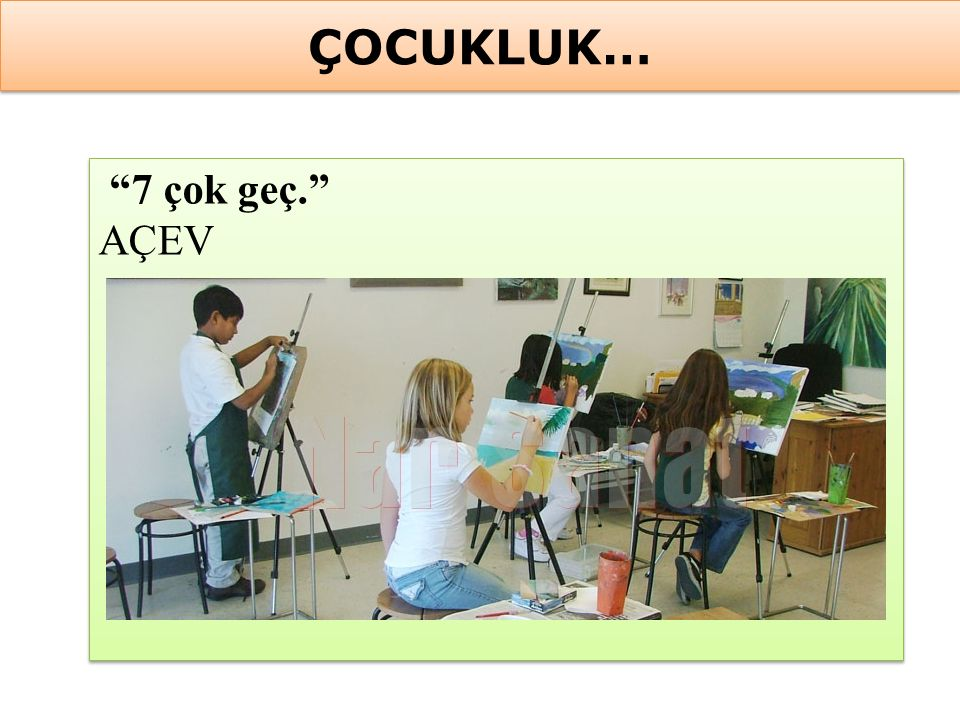 Vygotsky 'nin Zihinsel Gelişim Kuramı *En iyi öğrenme şekli işbirlikçi öğrenmedir.