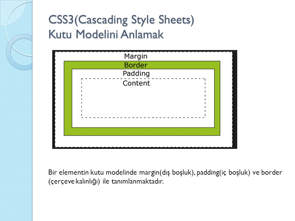 CSS3(Cascading Style Sheets) 2.