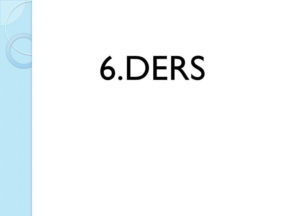 6.DERS