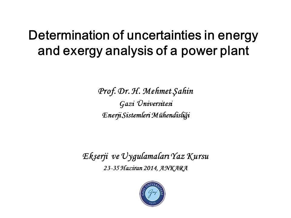 Uncertainty Analysis with Black Box Method