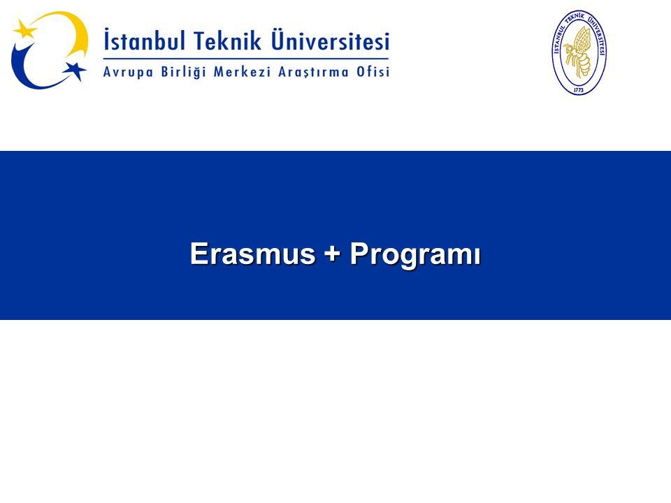 Erasmus + Programı Erasmus + Programı