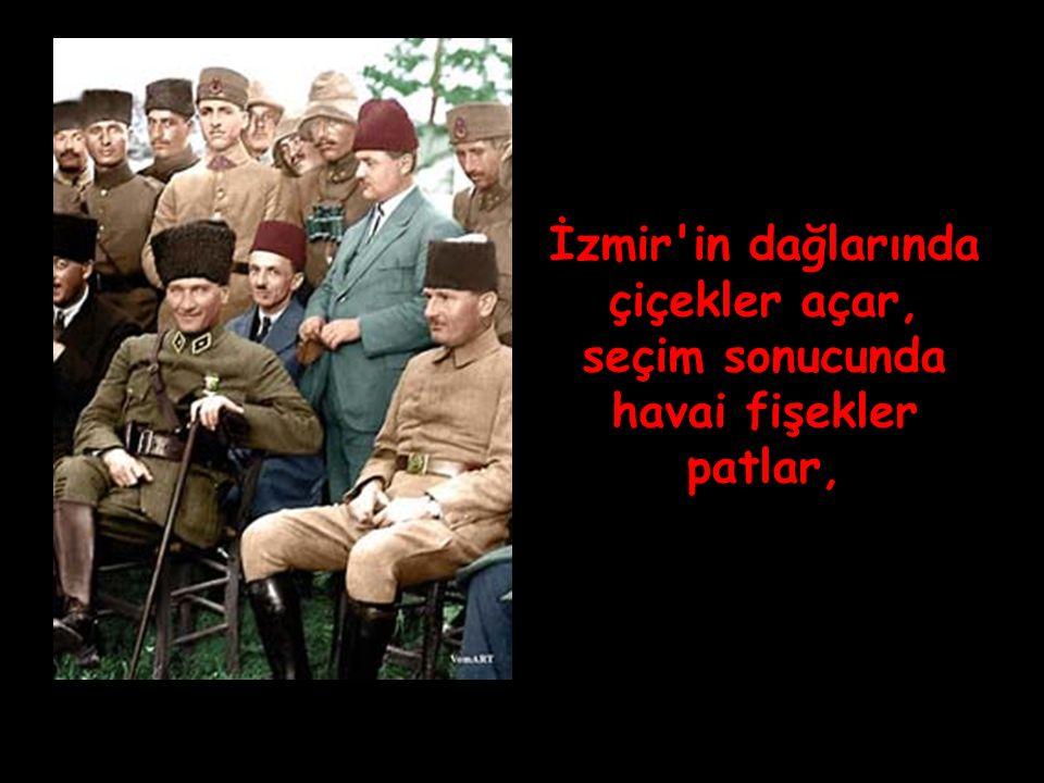 Tavrına hayran olayım, Cumhuriyet'in, devrimlerin kalesidir İzmir Laikliğin başkenti İzmir AKP'nin olmayacaktır.