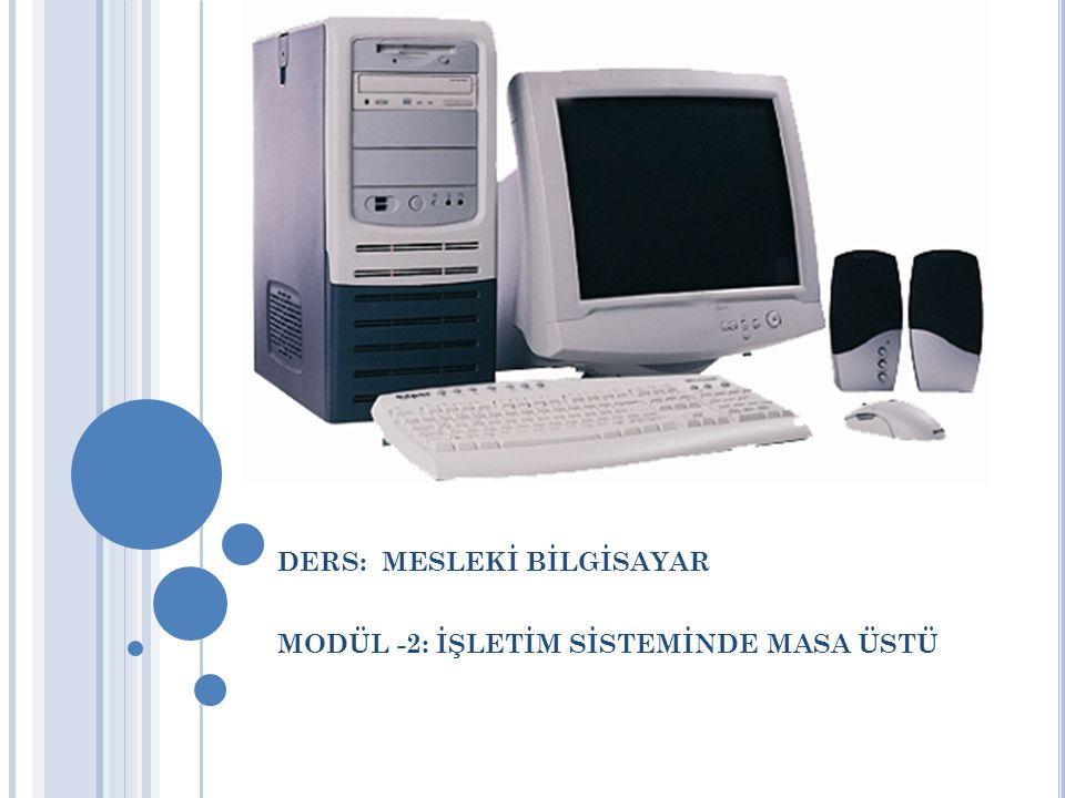Yazılım (Software) Yazılımlar, bilgisayarları amaçlarımız doğrultusunda kullanabilmemiz için geliştirilmiş programlardır.