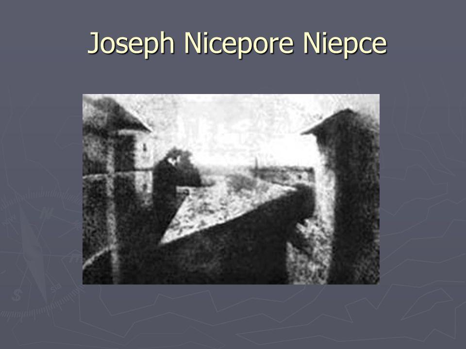 Joseph Nicepore Niepce