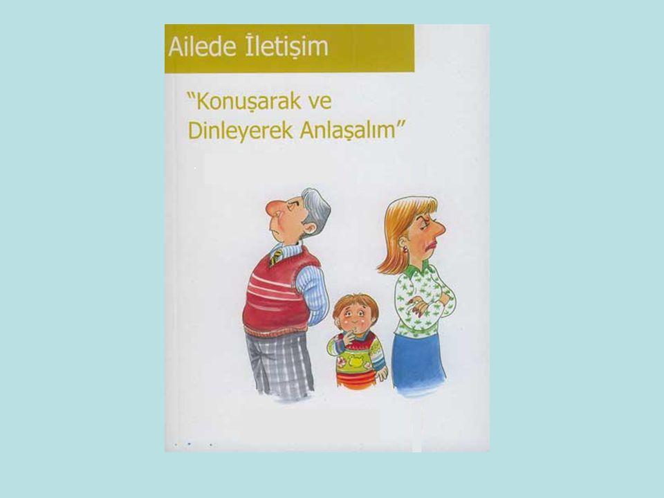 Buraya kadar olan bölümde çocuğun bir sorunu olduğunda anne-babaların nasıl iletişim kuracakları konusuna değinilmiştir.