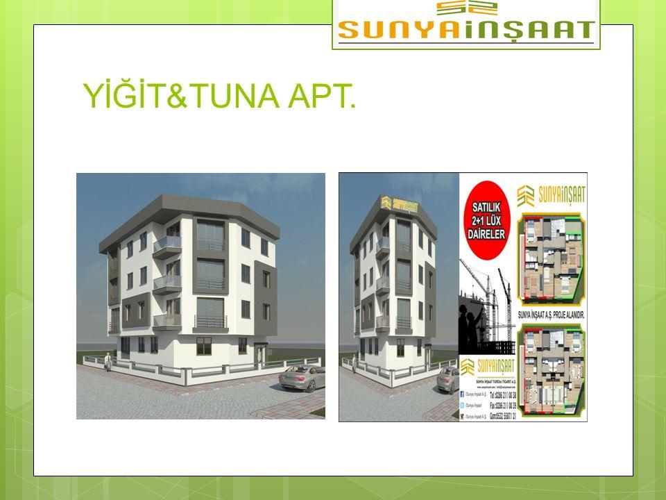 YİĞİT&TUNA APT. 11