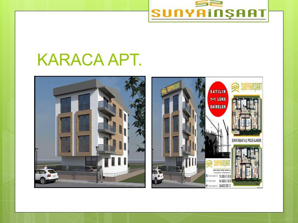 KARACA APT. 12