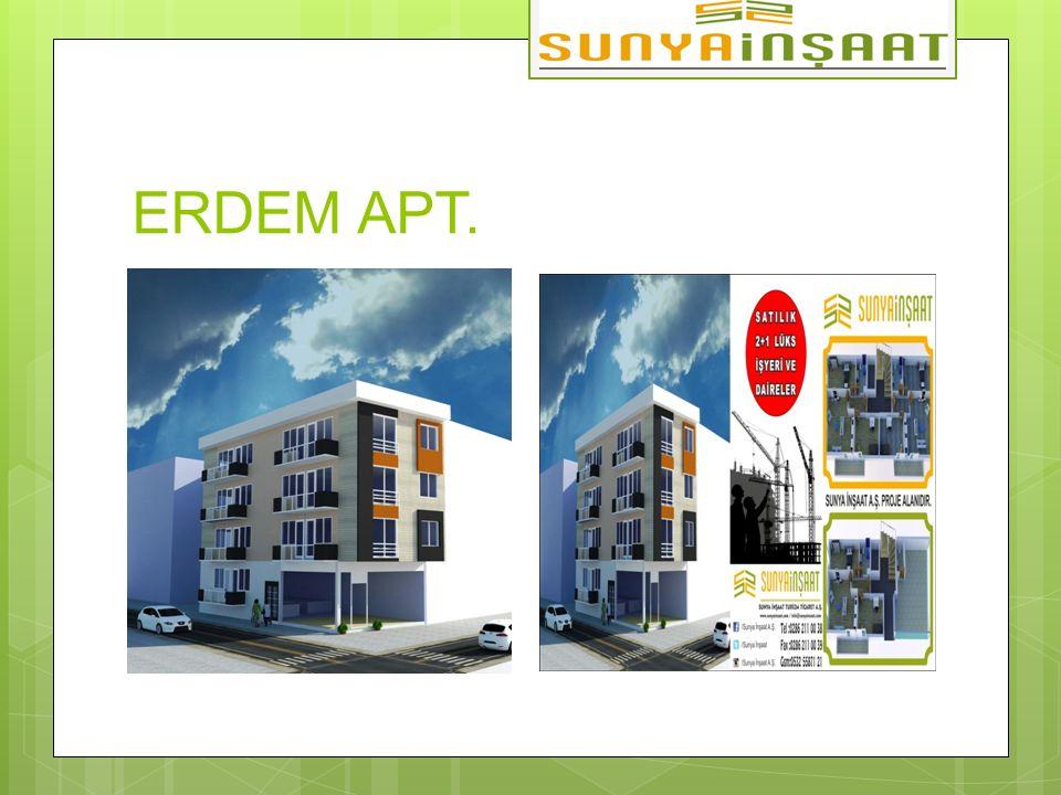 ERDEM APT. 14