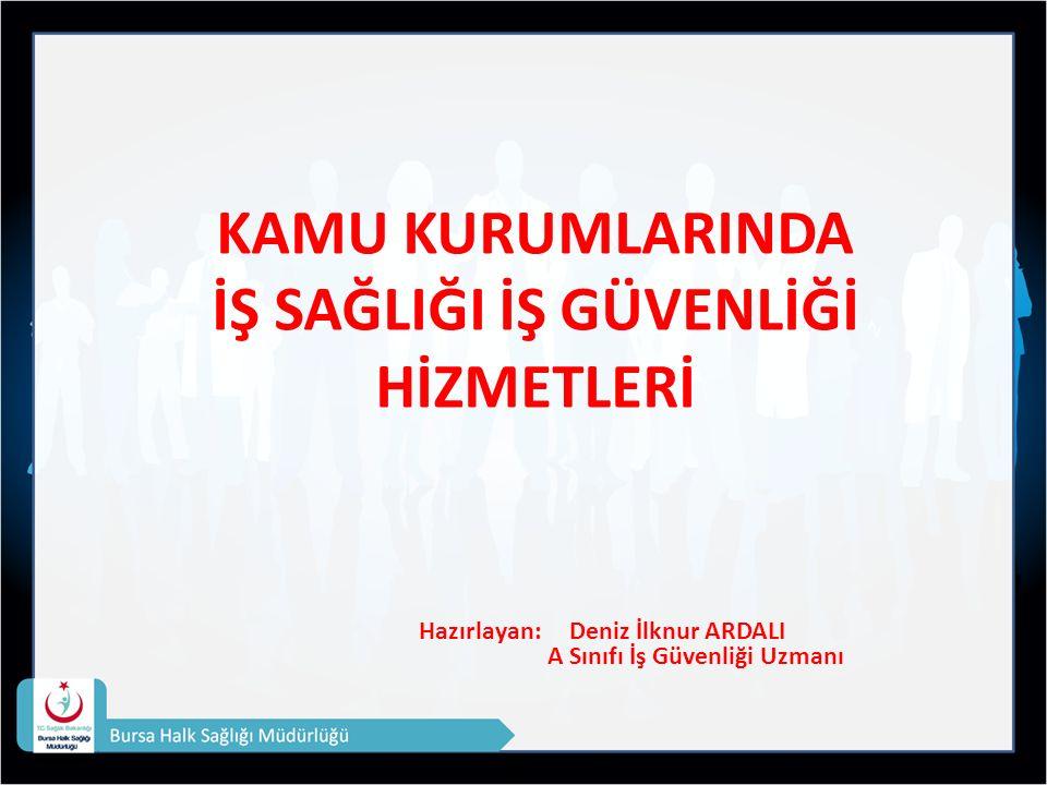 İşyeri Sağlığı ve Güvenlik Birimi (İSGB) Tam zamanlı İSG prof.