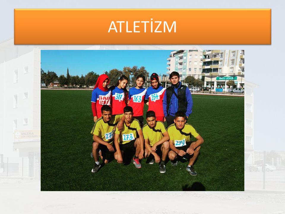 ATLETİZM