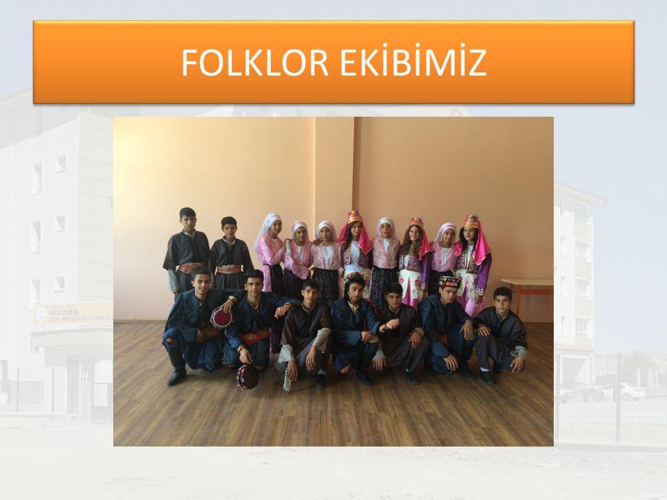 FOLKLOR EKİBİMİZ