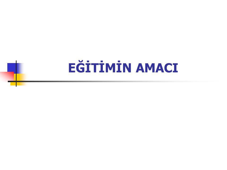 2009 yılında derlenmeye başlayacak olan Öüm Nedeni Belgesi ni, Türkiye genelindeki tüm Hekimlere tanıtmak Belgenin doldurulması konusunda doktorları bilgilendirmek Derlenmesi sürecinde kişilerin sorumluklarını bildirmek Temel amaç; Ölüm Nedeni İstatistiklerinin kalitesini artırmak AMAÇLAR