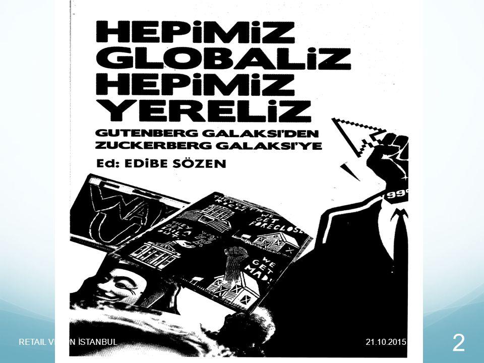 MÜ Ş TER İ YE BAKI Ş TÜİKÖZEL NOTLAR RETAIL VISION BÖLGEİBBS 1.