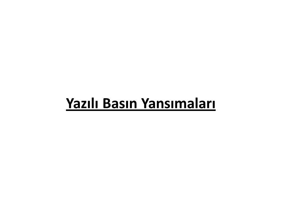 Yayın: Hürriyet Il: İstanbul Başlık: Savunmada Yerli Şov Tarih: 09.05.2015 Tiraj: 363.480 Yayın Periyodu: Günlük