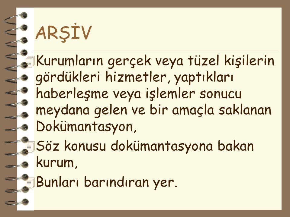 BURSA SAĞLIK MÜDÜRLÜĞÜ ARŞİV HİZMETLERİ EĞİTİM SEMİNERİ 24.01.2007