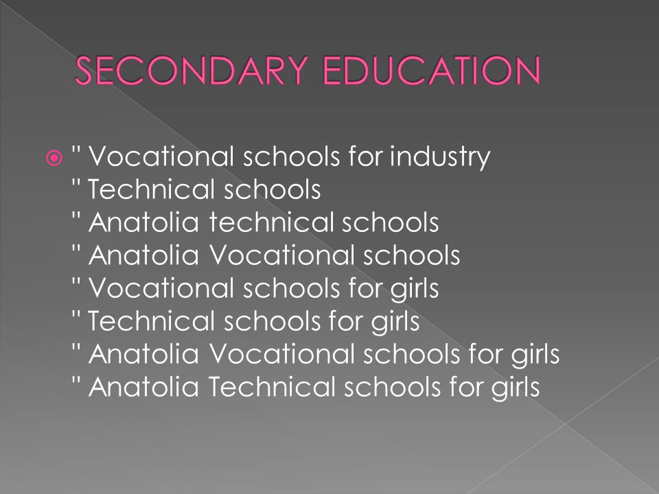  Vocational schools for industry Technical schools Anatolia technical schools Anatolia Vocational schools Vocational schools for girls Technical schools for girls Anatolia Vocational schools for girls Anatolia Technical schools for girls