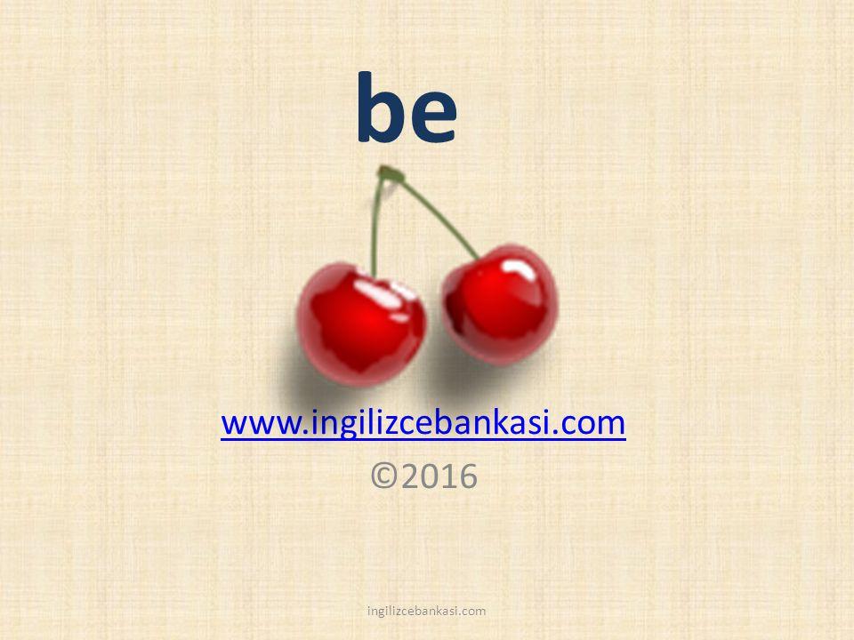 be www.ingilizcebankasi.com ©2016 ingilizcebankasi.com