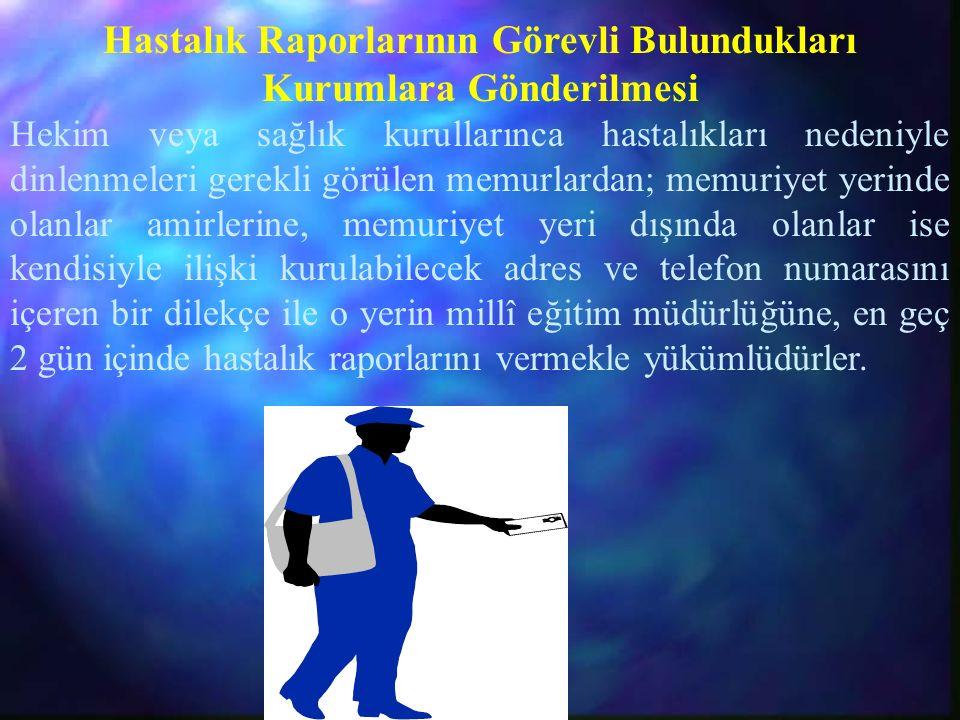 Bu hastalık raporlarının yalnızca Türkçe tercümelerinin yabancı dildeki asıllarına uygun olduğunun misyon şefi tarafından onaylanması, raporun o ülke mevzuatına uygun olduğu anlamına gelmez.