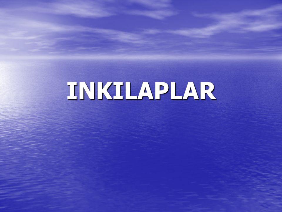 INKILAPLAR