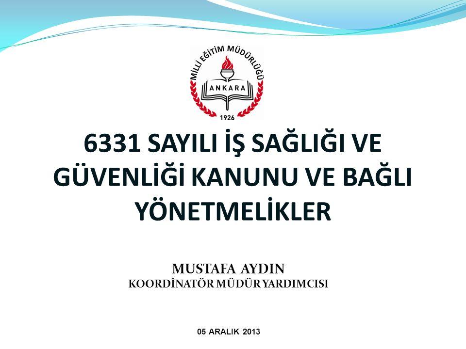 52 Kaynak: Okullarda Afet ve Acil Durum Yönetimi El Kitabı, Milli Eğitim Bakanlığı, Ankara, 2010.