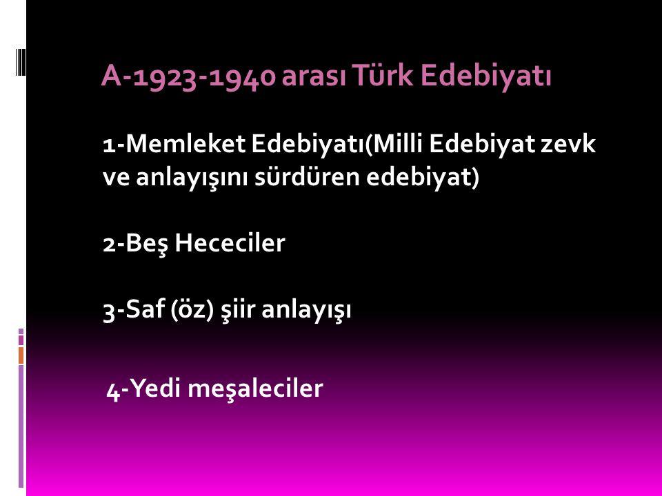 Tercüme büroları sayesinde birçok eser Türkçeye çevrilmiştir Sosyal ve kültürel alandaki değişimler eserleri de etkilemiştir Bu dönemde farkı görüşler