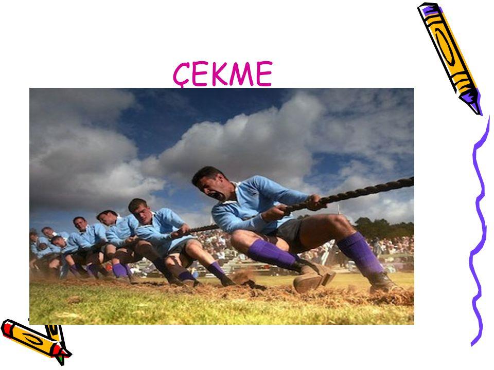 ÇEKME