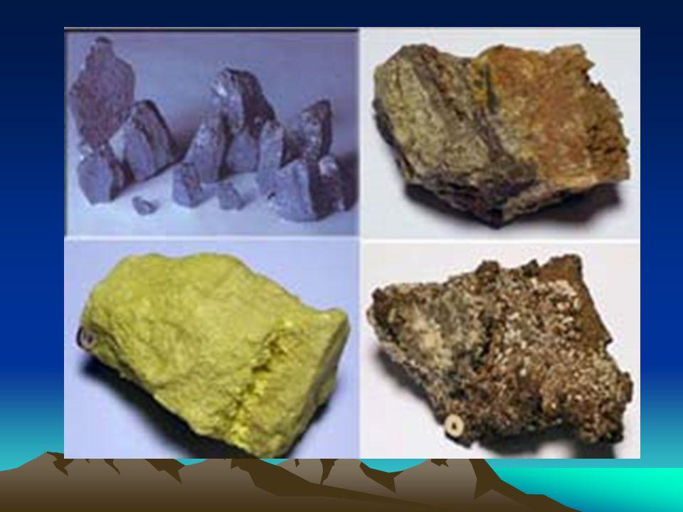 Teras Agregaları Yamaç birikintileri dik ve yüksek yamaçlardan kayan ve kopan kaya parçalarının dip kısımda birikmesiyle meydana gelir.