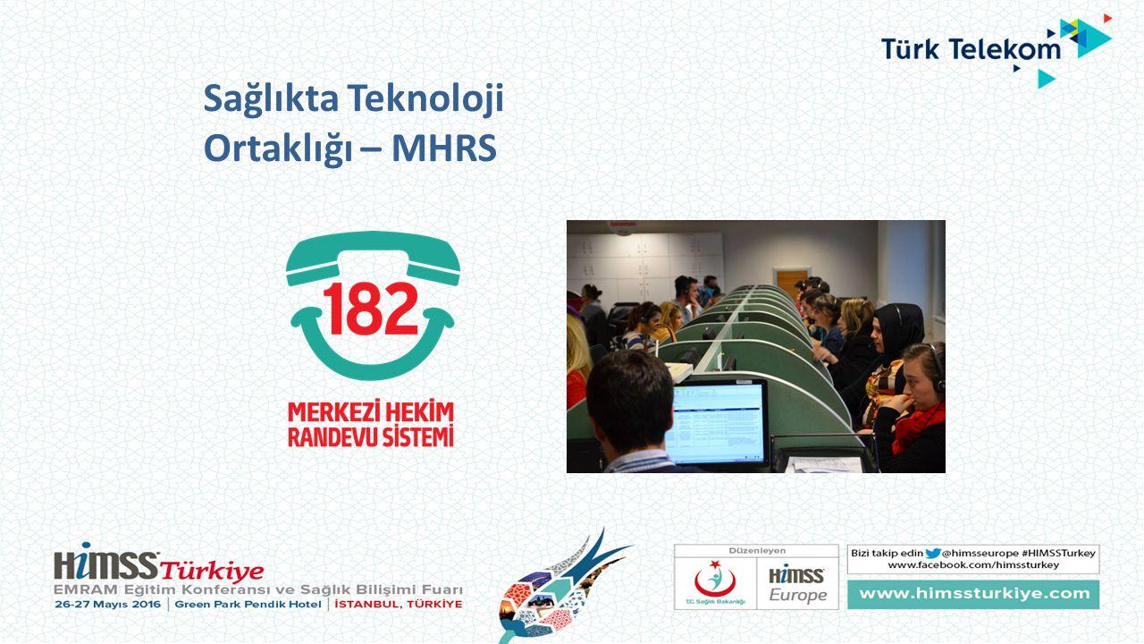 Sağlıkta Teknoloji Ortaklığı e-Nabız E-Nabız 3,5 Milyonu aşan kullanıcı