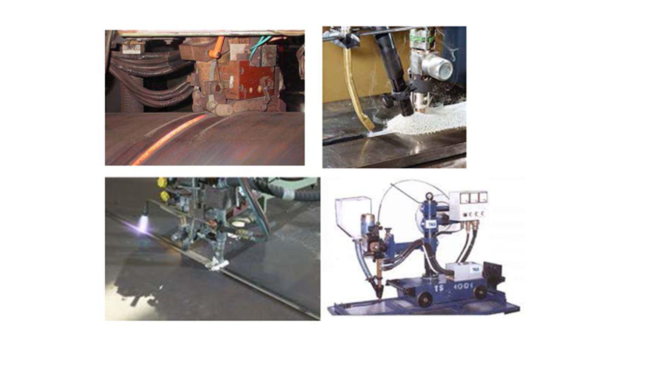 Yüksek akım şiddeti kullanılarak, tek paso ile 12 mm ye kadar kalınlıklarda kaynak yapılabilir.