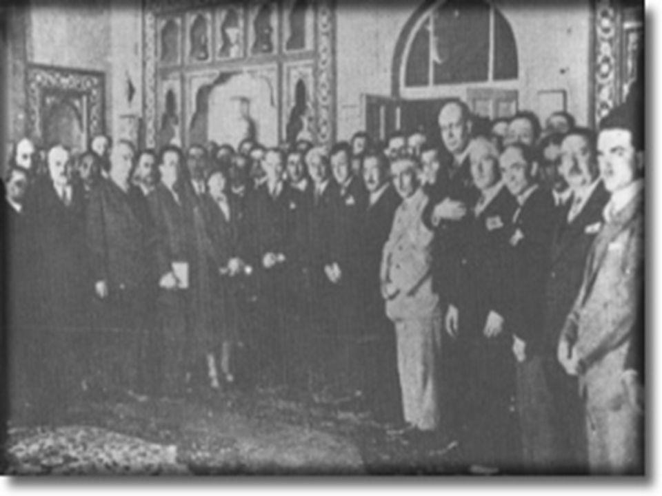  Tanzimat Fermanı Tanzimat Fermanı, Türk tarihinde demokratikleşmenin ilk somut adımıdır.