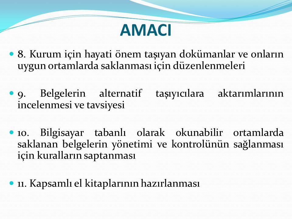 AMACI 8.