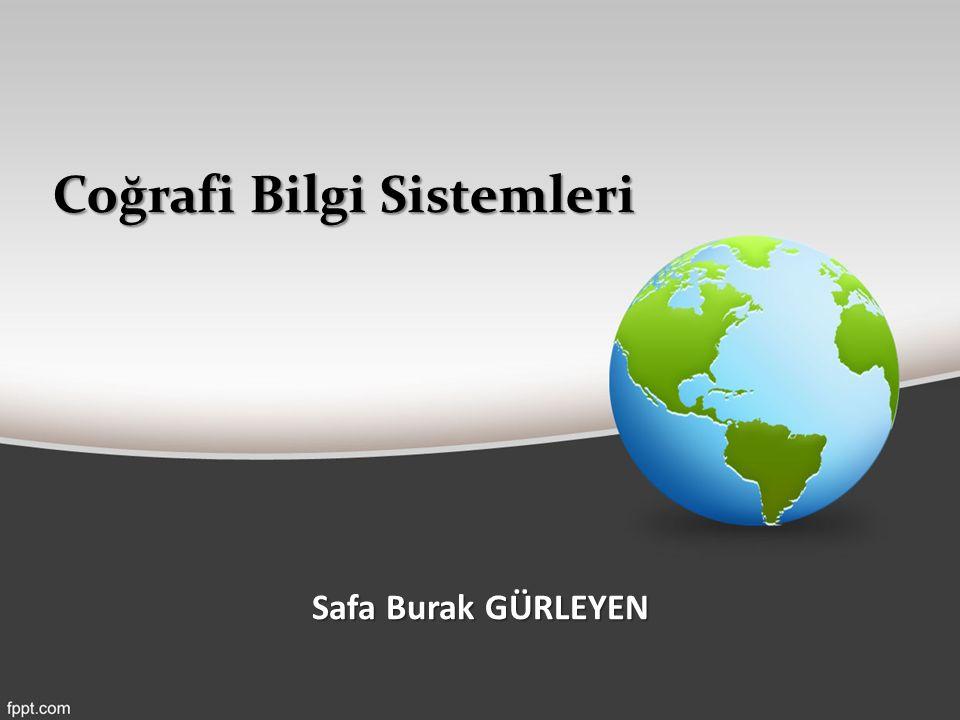 Koordinat Sistemleri  Bu sistemde dünya yüzeyi 6 derecelik boylam aralıkları ile 60 dilime ayrılmıştır.