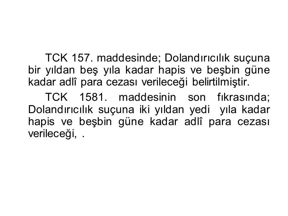 TCK 157.