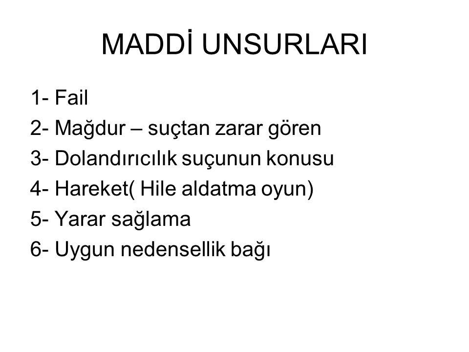 ZİNCİRLEME SUÇ TCK.