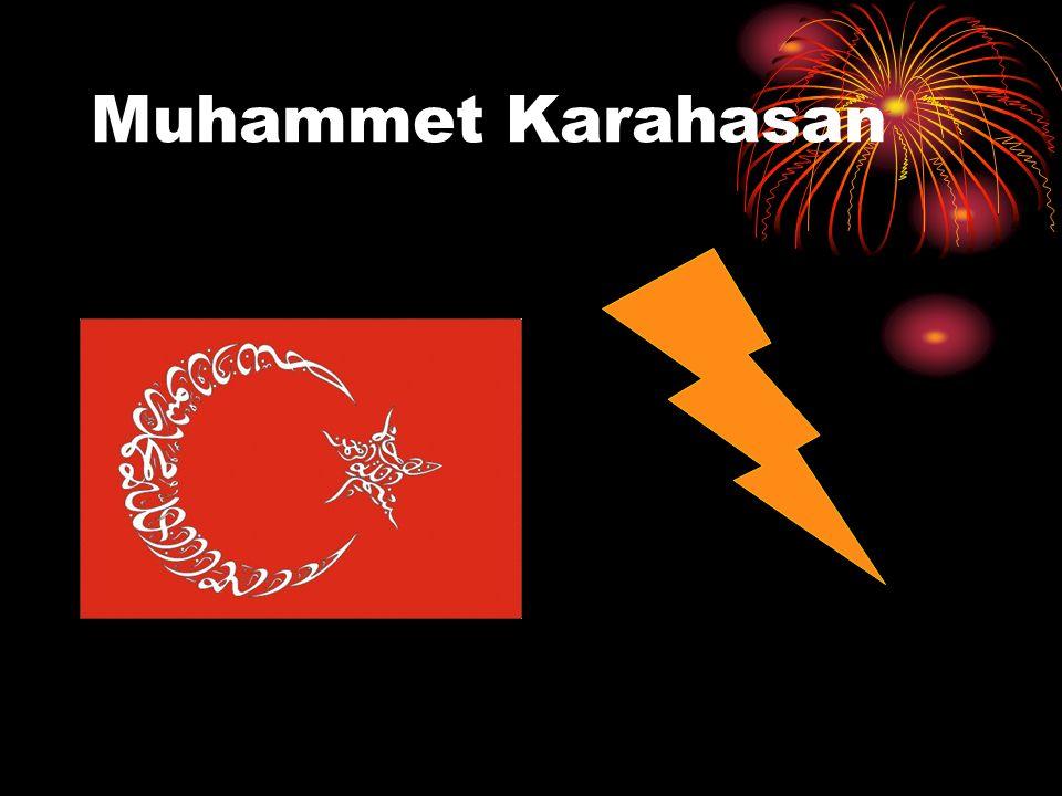 Muhammet Karahasan
