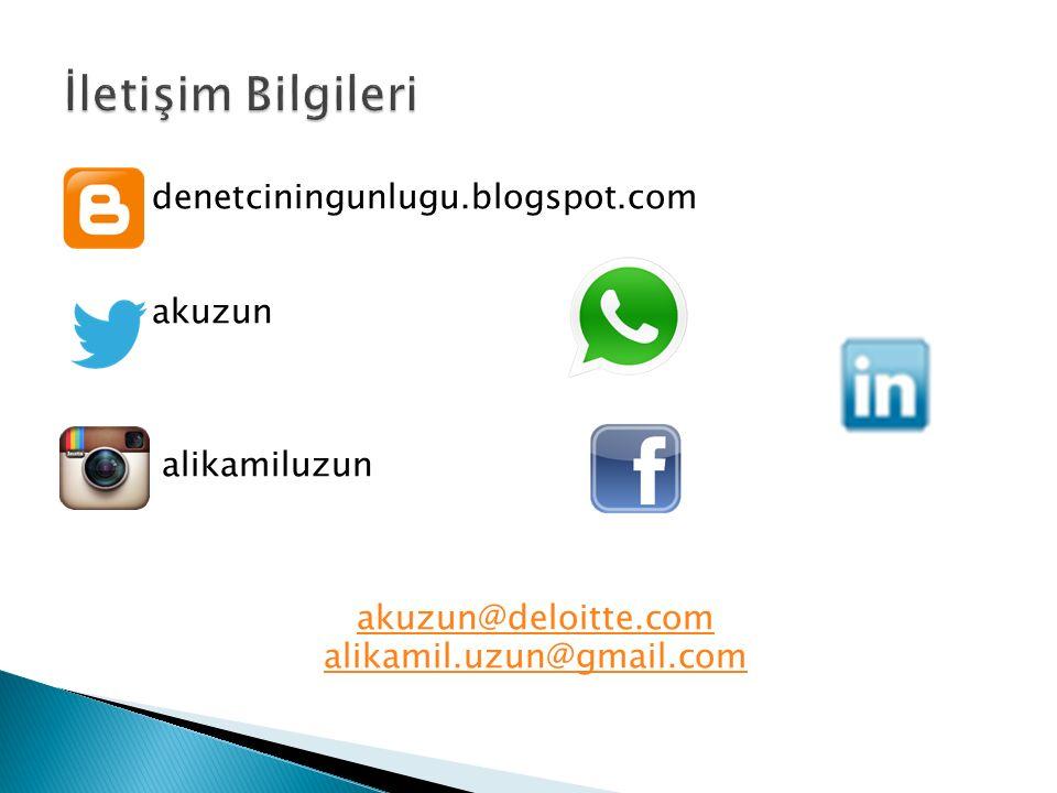 denetciningunlugu.blogspot.com akuzun alikamiluzun akuzun@deloitte.com alikamil.uzun@gmail.com