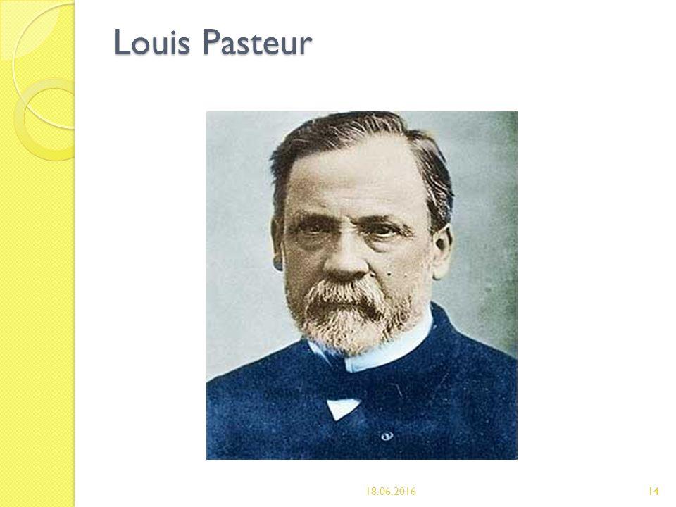 14 Louis Pasteur 18.06.201614