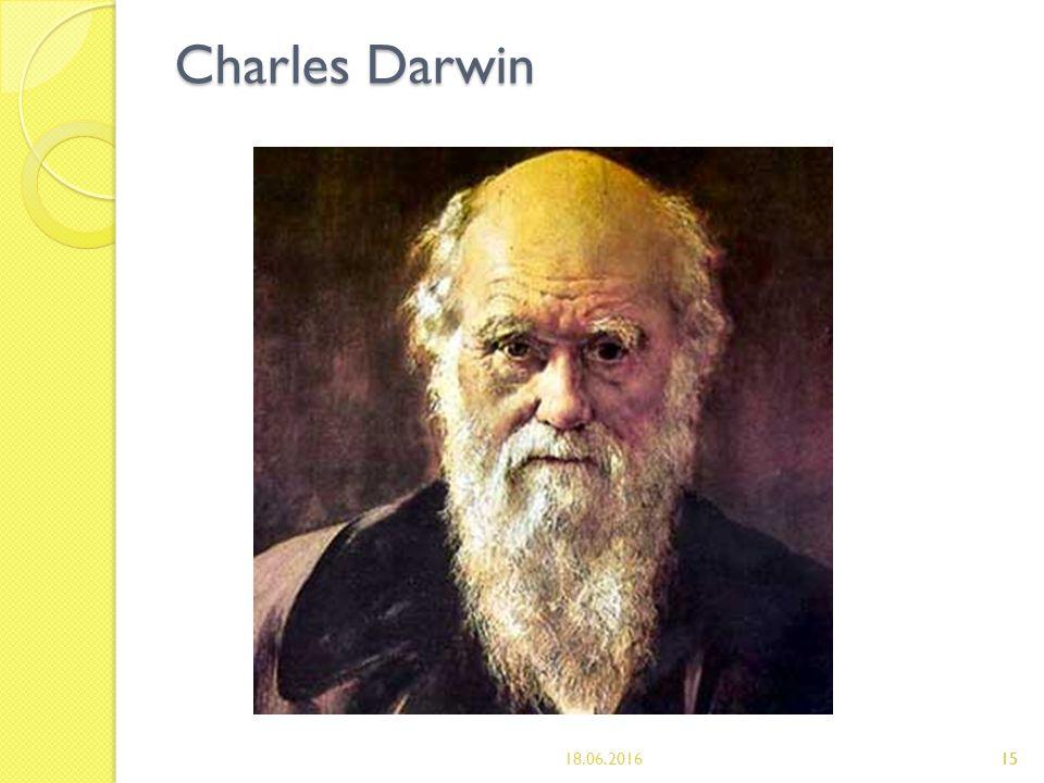 15 Charles Darwin 18.06.201615