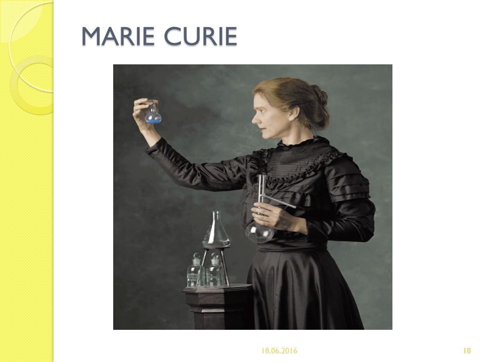 18 MARIE CURIE 18.06.201618