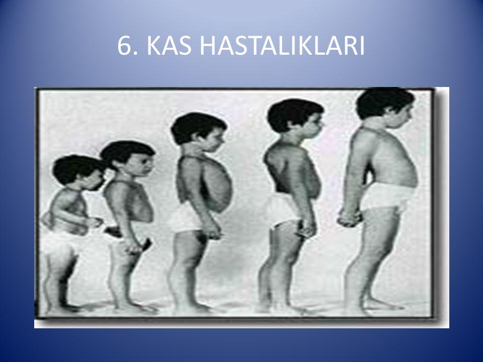 6. KAS HASTALIKLARI