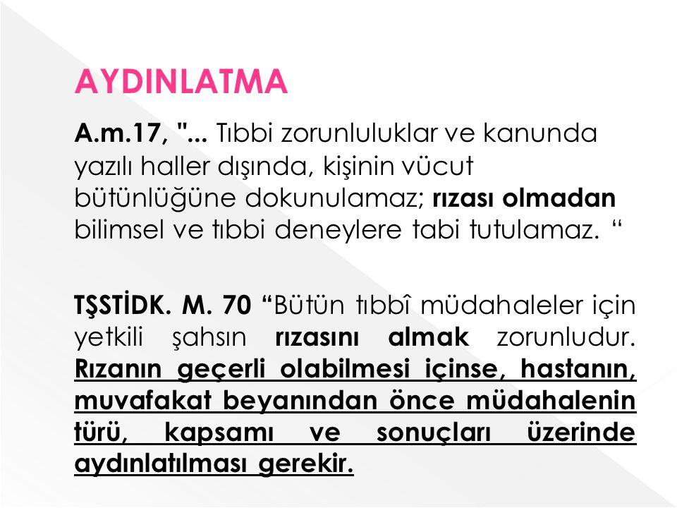 AYDINLATMA A.m.17, ...