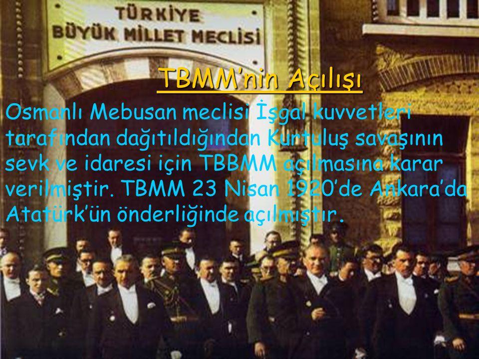 """www.konakli.somee.com7 KONGRELER Mustafa Kemal Erzurum'da, Kazım Karabekir Paşa'nın yardımı ile ilk kongreyi yaptı. Bu kongrede """"Milli sınırlar içinde"""