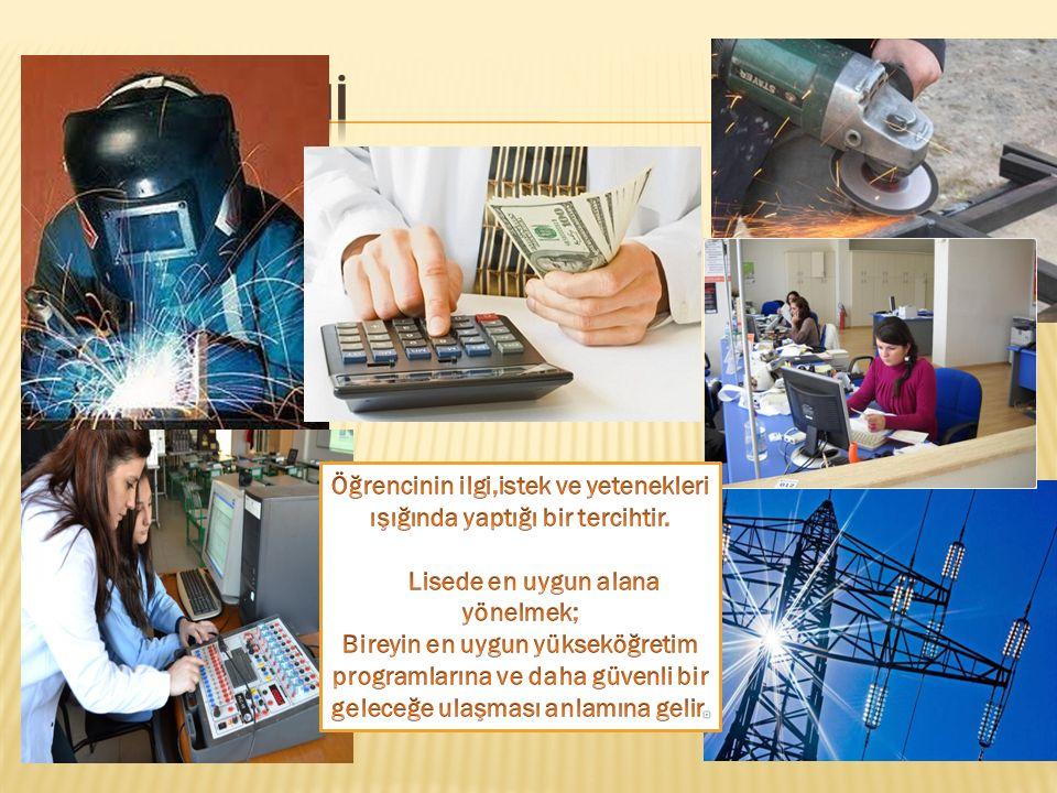  Kaynakçılık,  Isıl İşlem,  Çelik Konstrüksiyon,  Metal Doğrama dallarında eğitim verilmektedir.