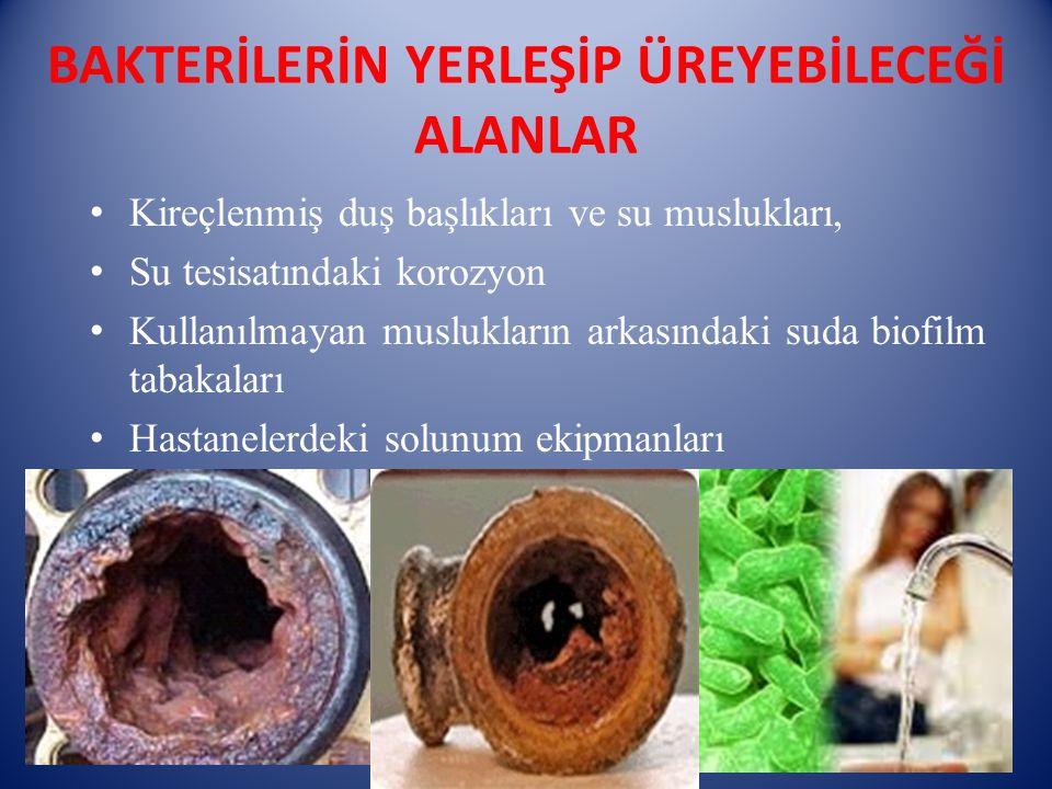Su ile dolu bir kovaya Sodyum hipoklorit veya kalsiyum hipoklorit (takriben 100 ml.
