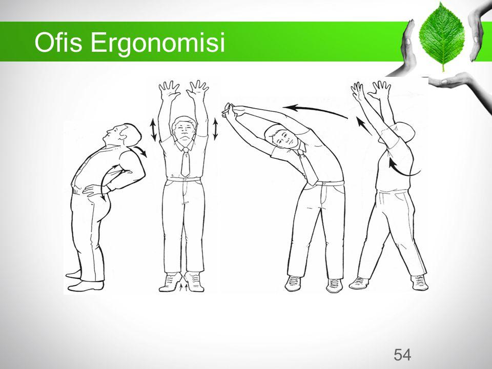 Ofis Ergonomisi 54