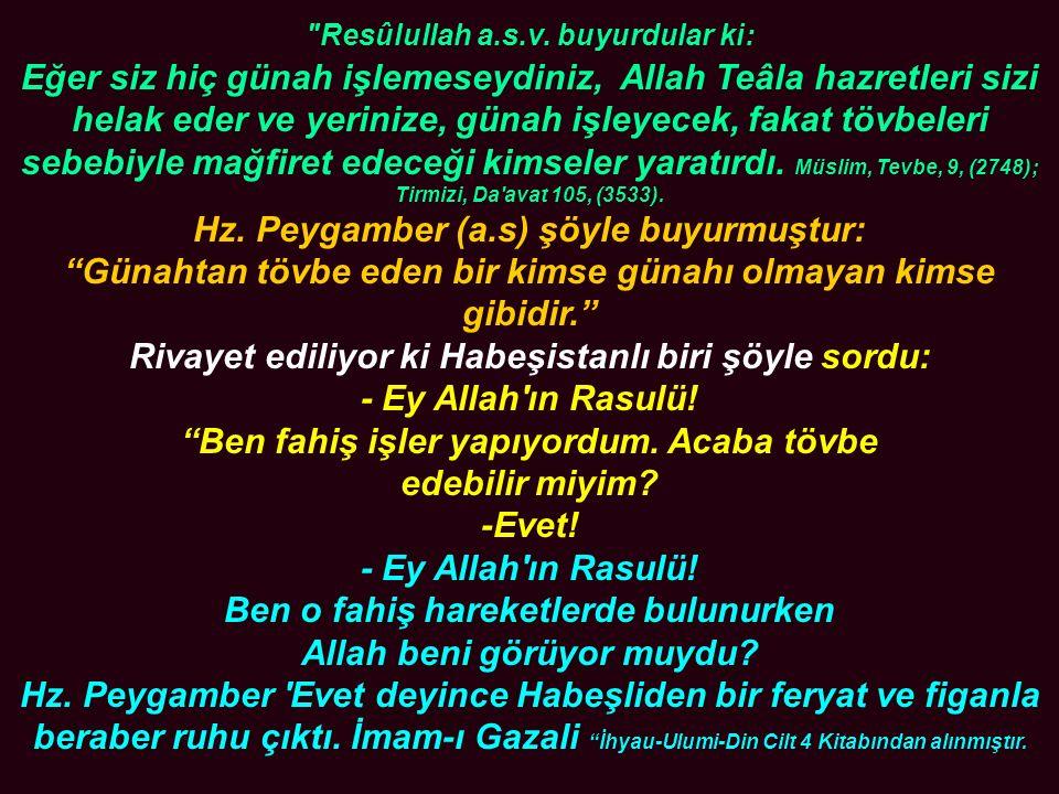 Resûlullah a.s.v.