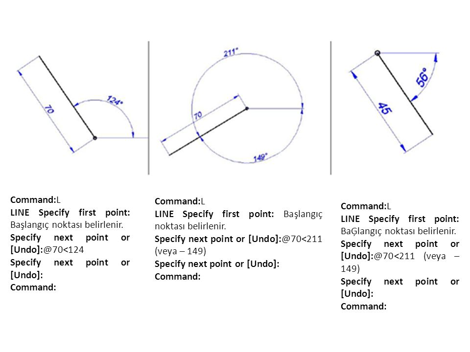 Kullanıcı Koordinat Sistemi (UCS) Ayarları