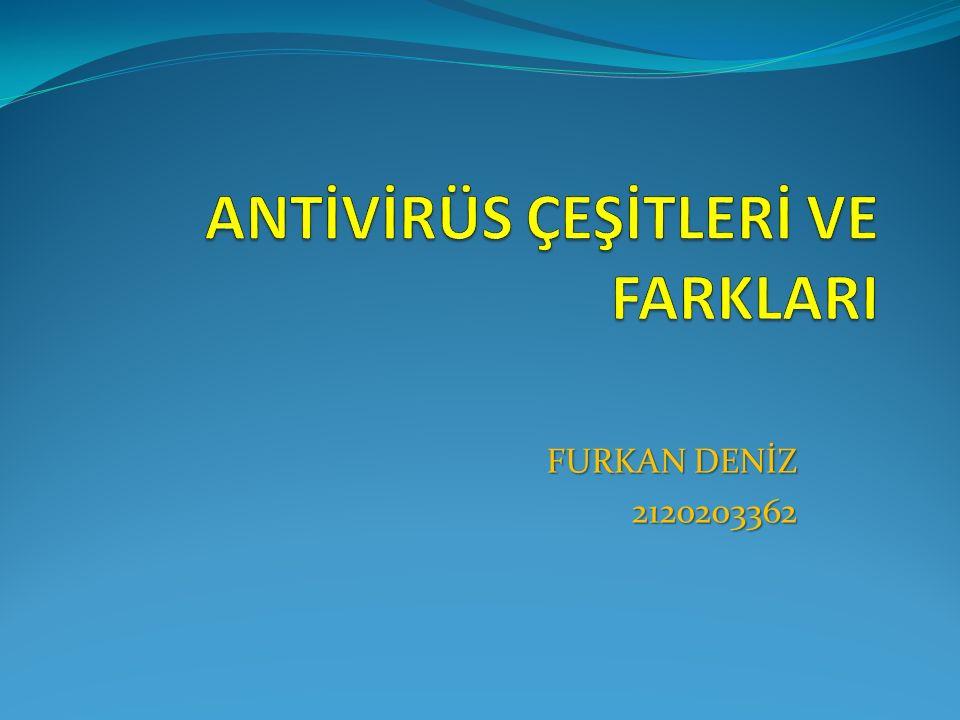 FURKAN DENİZ 2120203362
