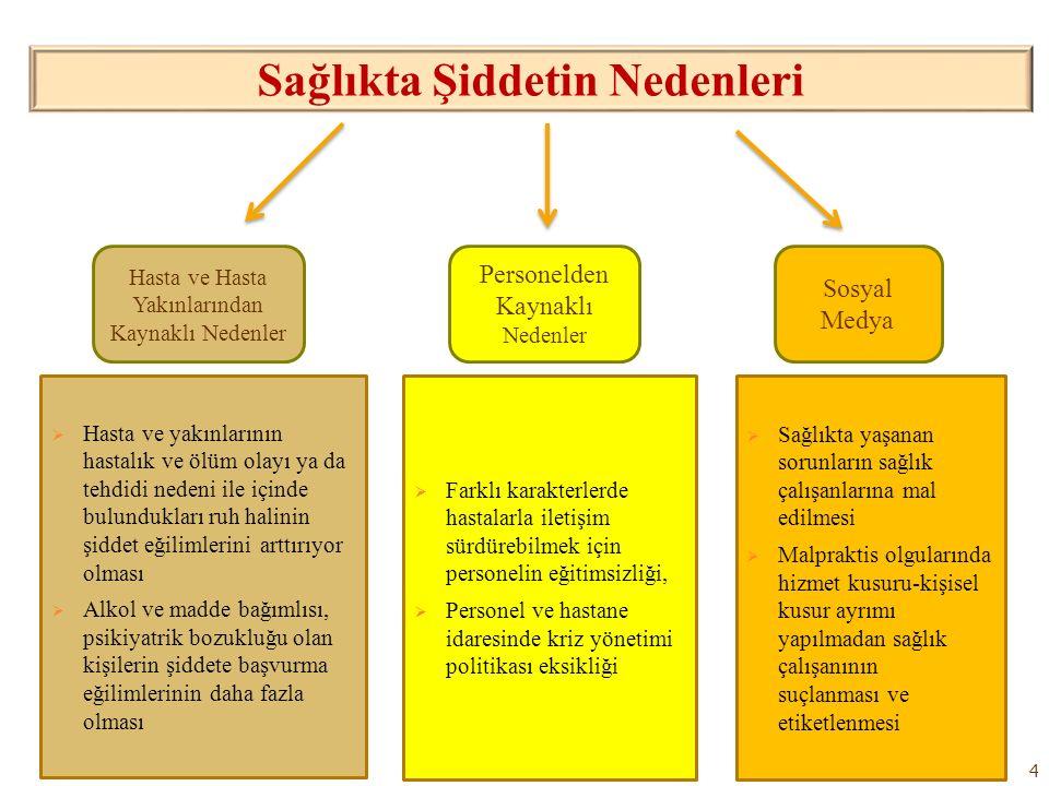 Şiddete Karşı Önlemler 1- Şiddet Öncesi-Koruyucu Önlemler 2- Şiddet Sırası- Acil Yardım 3- Şiddet Sonrası- Tedavi ve Rehabilitasyon 1- Şiddet Öncesi-Koruyucu Önlemler 2- Şiddet Sırası- Acil Yardım 3- Şiddet Sonrası- Tedavi ve Rehabilitasyon 5