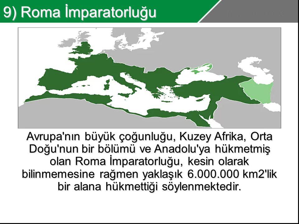 8) Ahameniş İmparatorluğu 1.